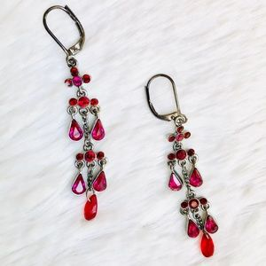 Jewelry - Vintage Handmade Bollywood Statement Earrings